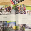 TriChallenge Mamaia 2016 in Running Mag magazine