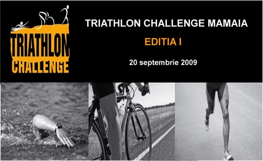 Triathlon Challenge Mamaia 2009